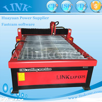 LINK Brand LXP1325 63a metal cnc plasma cutting Jinan link price of plasma in china