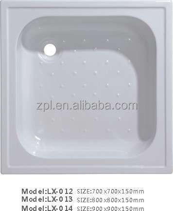 petit pas cher carr douche profonde plateau bacs douche id de produit 60125652914 french. Black Bedroom Furniture Sets. Home Design Ideas