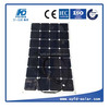 Sunpower flexible solar panel 80W with light-weight for Cars