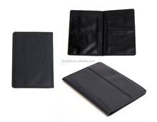Promotional,custom cheap PU passport purse
