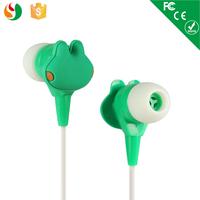 free sample cartoon earphone