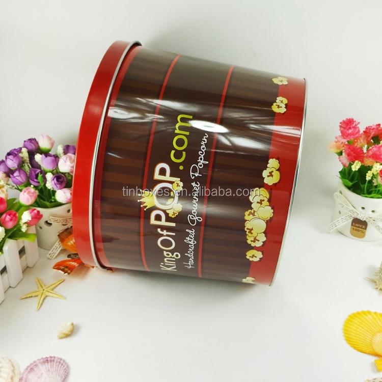 bulk tin container