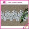 Amazing Ready Goods Lace Fabrics Wide Crochet Cotton Lace Trim