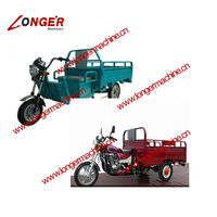 Tricycle /Cargo Tricycle |Gas oil fired model motor|Motor tricycle