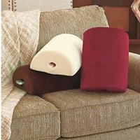 Support Pillow Couch Chair or Bed 5 in 1 Memory Foam Pillow