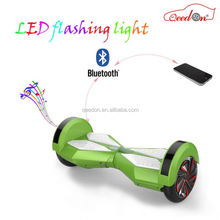 Qeedon best deals electric drive board smart hover electronic scooter 8.5inch