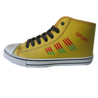 Good new cheap mens leather sneakers comfortable oem sneakers