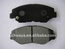 Asbestos free brake pads for HONDA ACCORD