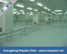 High Performance Paint! Maydos Lithium Base Anti Slipping Concrete Floor Sealer For Food Industry