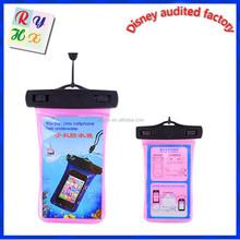 China wholesale dry bag waterproof waterproof golf bag waterproof cell phone bag