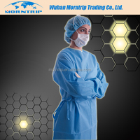 Medical Disposables--Surgical Gown/medical Gown Surgical/medical Cloth Operation Clothes For Doctors