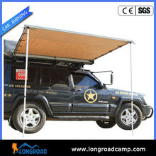 Offroad camping outdoor car side awning