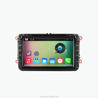 """8"""" Anroid 4.2.2 Car Audio system for VW Passat Golf Bora polo Ibiza with Gps Navi,3G,Wifi,Bluetooth,Ipod Support DVR"""