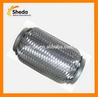 Top quality durable in use automotive metal bellow and dust boots