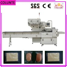 hot sales horizonal automatic alu alu bread packing machine