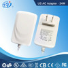 Power-tek Adapter 24V 1A Power Switching Supply With AU GS UL KC BS Plug