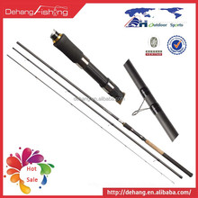 High Quality 3.6M Carbon Match Casting Fishing Rods