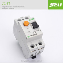 F7 16a CE CB certificates electrical residual current circuit breaker rccb leakage protective elcb