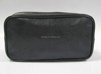 Promotional travel PU Cosmetic bag for men