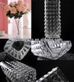 moda florero de cristal artículos de tapicería