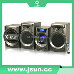 Factory price led screen high-end home loudspeaker for hi fi