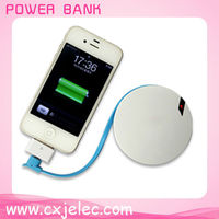 3000mah power bank for android phone (CXJ-420)