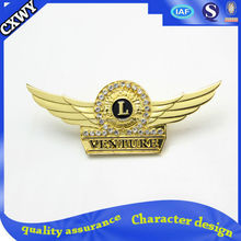 Promotional cheap custom badge/metal pin badge wholesale/button badge manufacturer from China