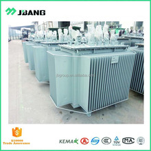Customized voltage and capacity 6kv~11kv oil type transformers up to 10mva electric auto transformers