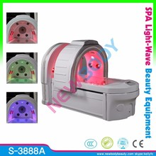 Hottest sell Photon LED light magic spa tunnel spa capsule for sale