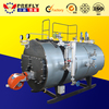 1ton/h-20ton/h Horizontal gas / oil fired large steam boilers