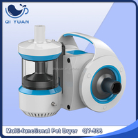 High quality Powerful battery operated hair dryer manufacturer QY-506