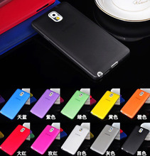 0.3mm Colorful Transparent Clear Ultra Thin Back Case Cover Skin for Samsung Galaxy Note 3 N9000 Fashion Shell