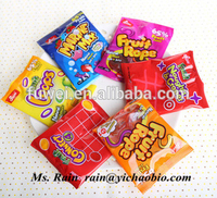 Sugar Free Inulin Gummy Jelly Sweets Candy
