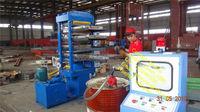 XLB Series Rubber plate Vulcanizing press reclaimed rubber making machine