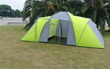 Family camping big tent waterproof windproof new tent product for sale