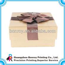 Paperboard box / Ivory paper box