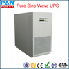 LCD+LED Display Single Phase Pure Sine Wave 10KVA Online UPS Power Supply