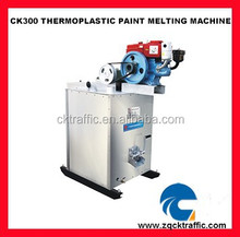 Mechanistic Single-cylinder Thermoplastic paint melting machine: CK300