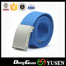 3.5cm width knitted fashion wdholesale belts for men