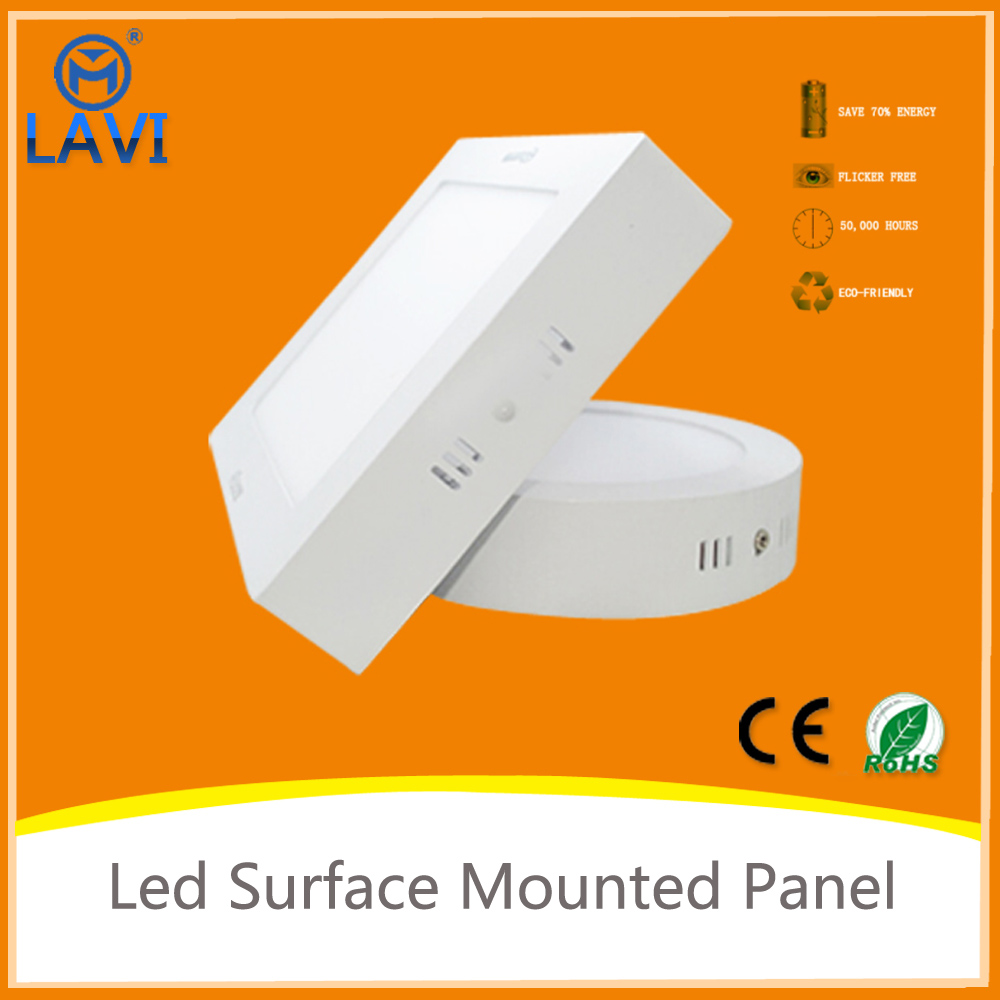 how to change led surface mount s t t light