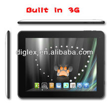 9.7 inch A10 3G Phone Call Tablet With Bluetooth With SIM Card Slot,skype tablet pc download