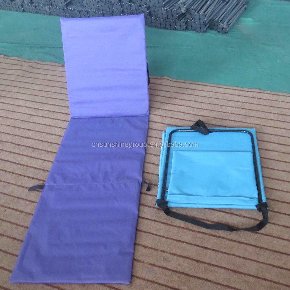 sac dos de pliage chaise de plage bas de si ge chaise. Black Bedroom Furniture Sets. Home Design Ideas