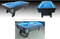 billiard pool table light