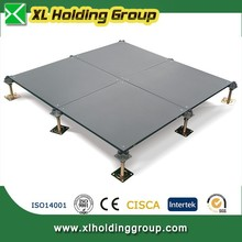 Fast installation steel raised access floor system