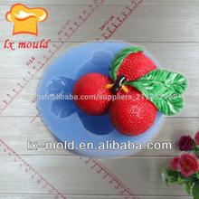 frutas decorativas handmake herramientas de pastel