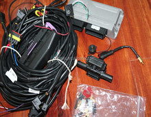 Car electronic conversion kit Cng conversion kit for cars