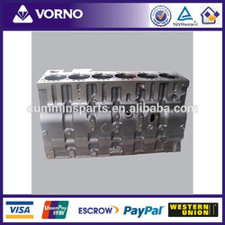 Automobile Engine Cylinder Block 6CT 3939313