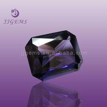 Color brilliancy cubic zirconia rough cz stone synthetic cubic zircon