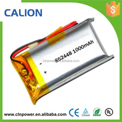 20C 25C high discharge rate 3.7v rc helicopter battery 1000mah from Shenzhen direct factory