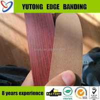 Melamine edge banding manufacture for furniture accessories